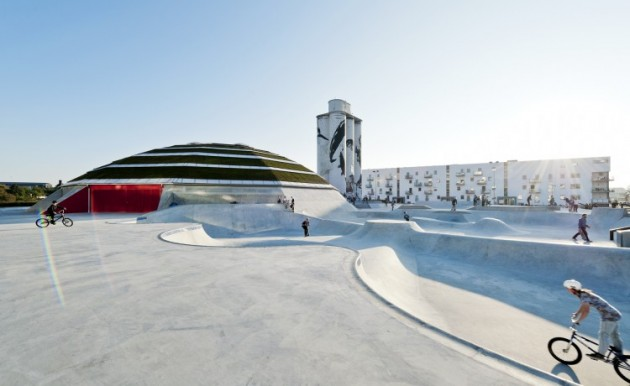 3 StreetDome Skatepark - Photo Mikkel Frost CEBRA-37a2c7f2c9