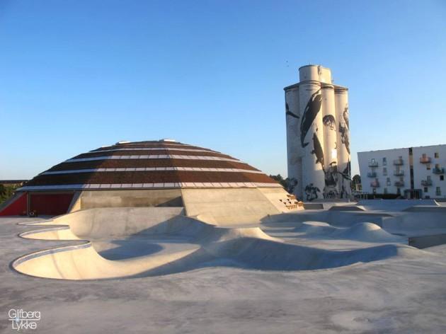 streetdome-skatepark