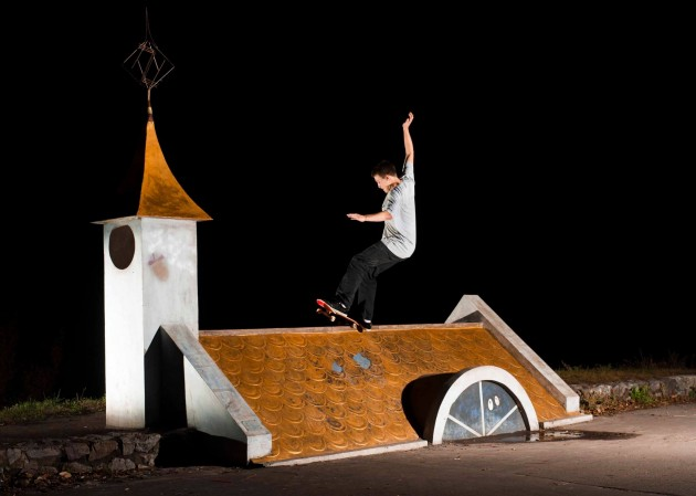 josh cox 5.0 in Kiev Photo Rob Shaw