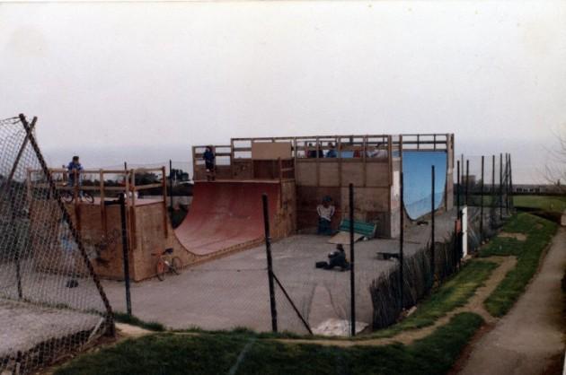 Hastings vert Ramp 1991