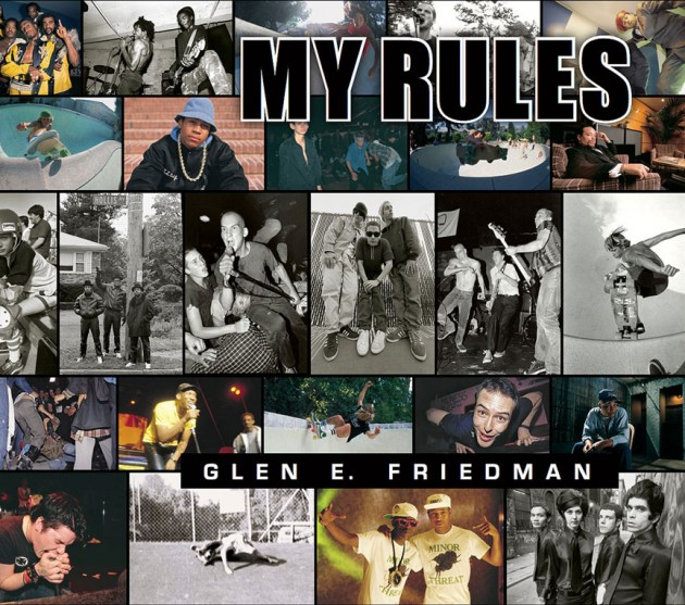 myrules_glenn_e_friedman_book_skateboard_music_photography