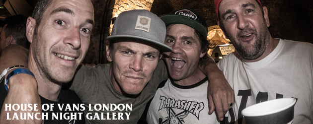 House of Vans London launch night