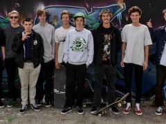 Micheal Barrymore's Skateboarding Dream Team copy