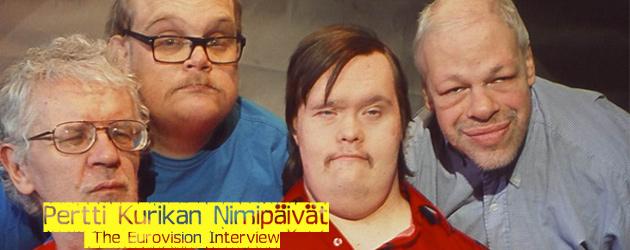 Pertti Kurikan Nimipäivät interview