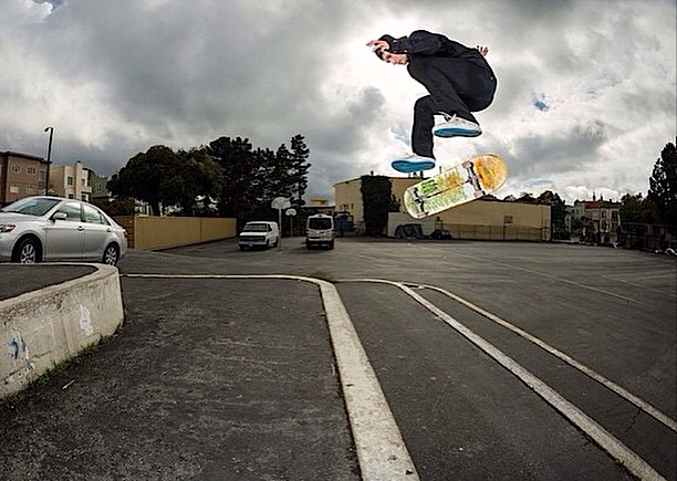 Video shane o neill s shane goes part skateboarding news caught