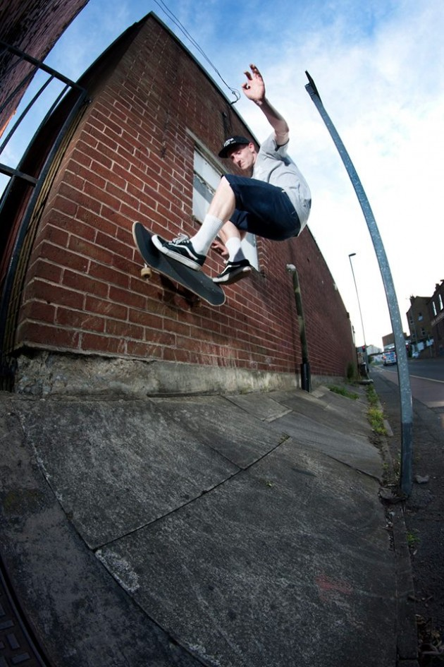 joe fs wallride
