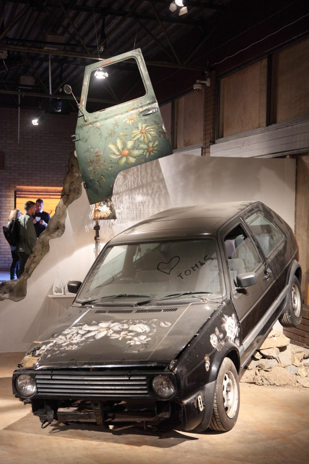 car_banksy_dismaland_steve_cotton_photo