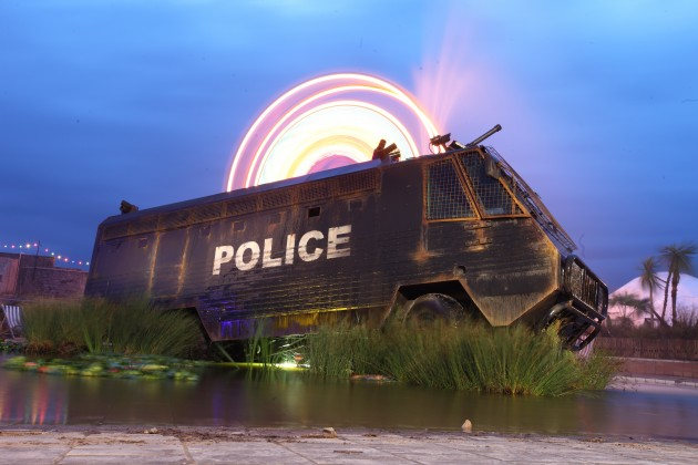police_banksy_dismaland_steve_cotton_photo