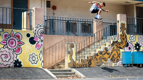 "Cody McEntire's ""T-1000"" Part"