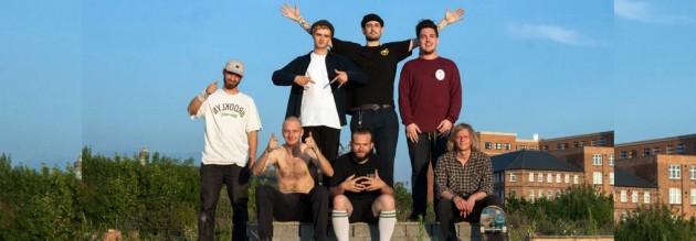 (L to R) Joe Vozza, Jim Spencer, Sam McAuley, Callum Newell, Forde Brookfield, Darryl Reid and Simon Turton