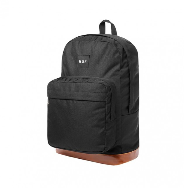 HUF-Utility-backpack---Blac