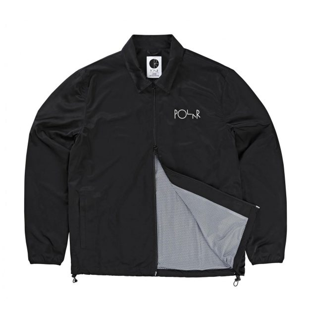 Coach Jacket-black
