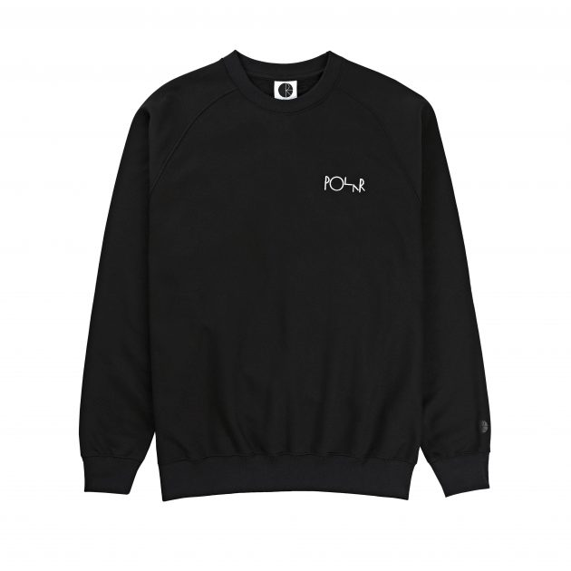 Default Sweatshirt-black Front