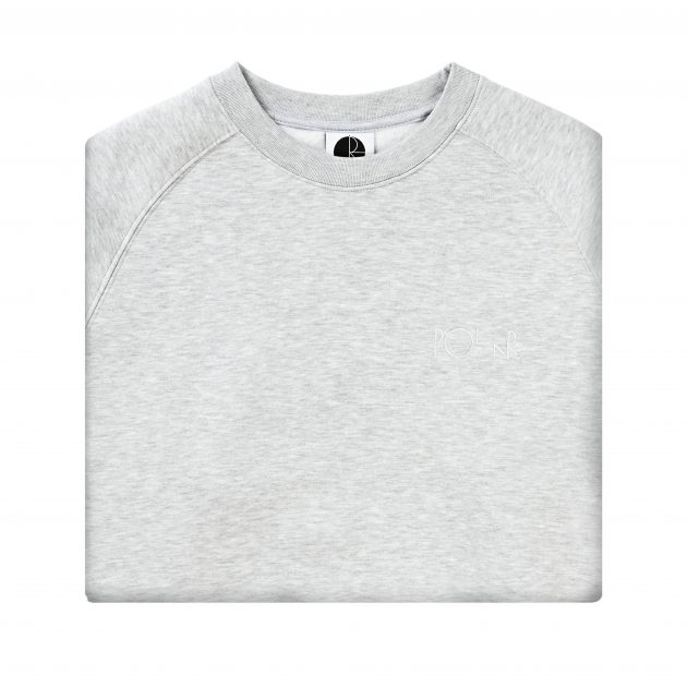 Default Sweatshirt-grey Folded