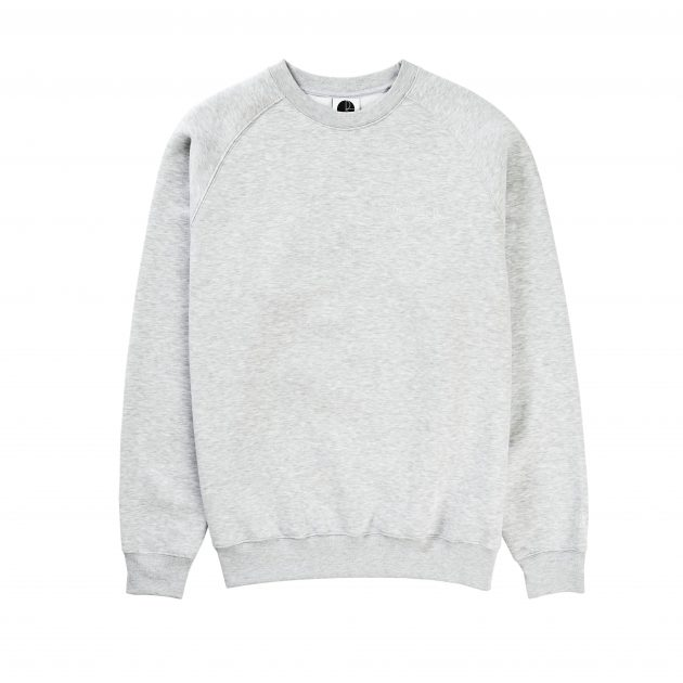 Default Sweatshirt-grey Front