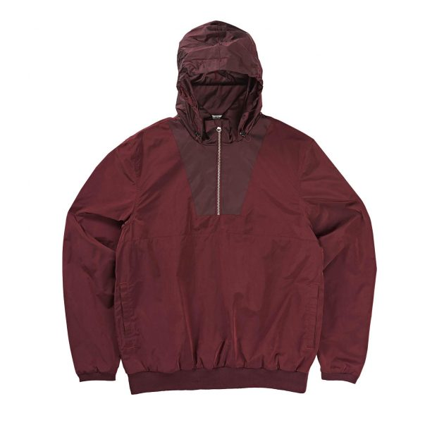 Golf Club Pullover 2.0- Burgundy Hood