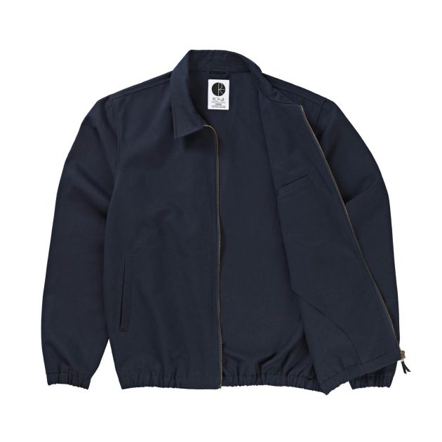 Herrington Jacket-Navy Open