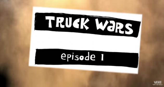 VIDEO Truck Wars Jeff Grossos Loveletters