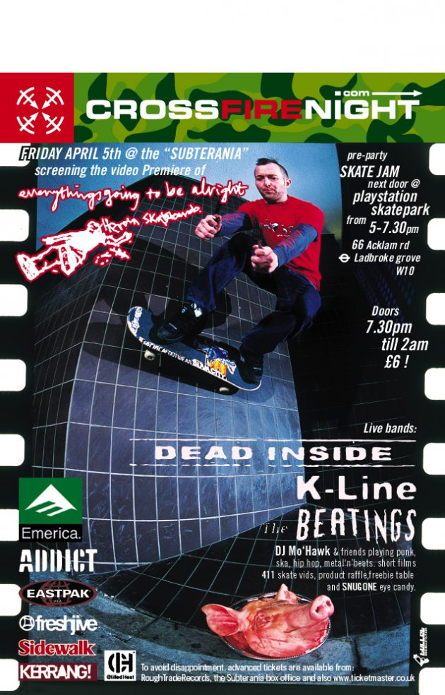 crossfire_heroin_skateboards_Heroin Skateboards Everythings_going_to_be_alright