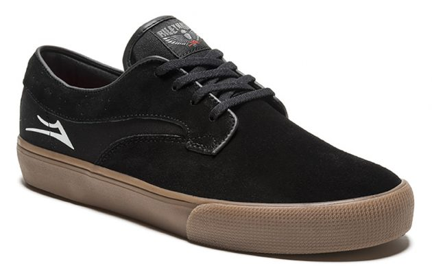 Lakai Riley Hawk Black/Black Suede (Q63o9931)