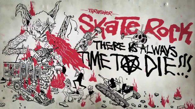 VIDEO Jeff Grossos Loveletters To Skate Rock