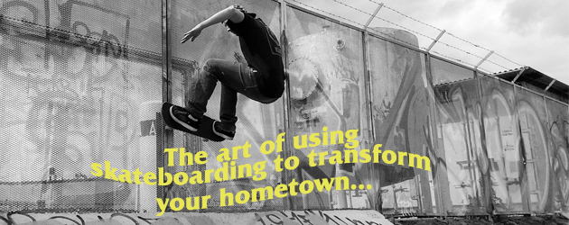 Malmö: Using skateboarding to transform your hometown
