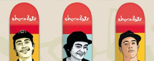 NEW CHOCOLATE DECKS